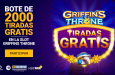 griffins throne 2000 tiradas gratis
